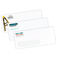 Commercial Envelopes Peel & Seal Full Color
